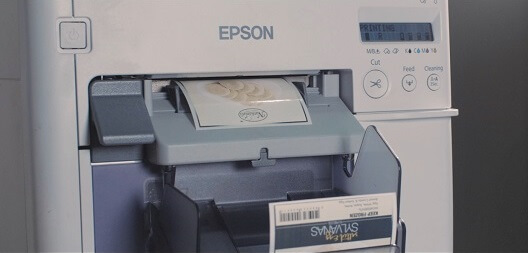 Epson ColorWorks C3510 Color Label Printer