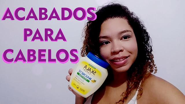 ACABADOS PARA CABELOS - OS MELHORES