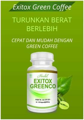 Greenco Hendel Exitox Original BPOM