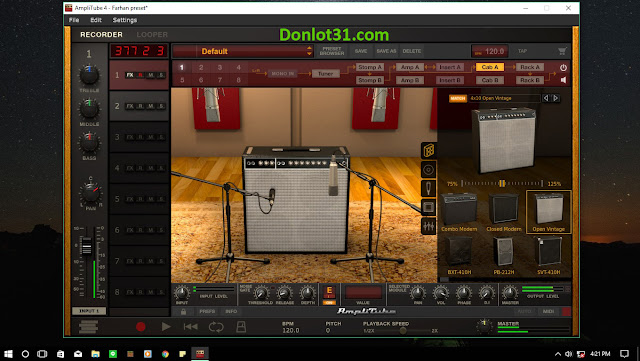 IKM AmpliTube 4 Full Crack