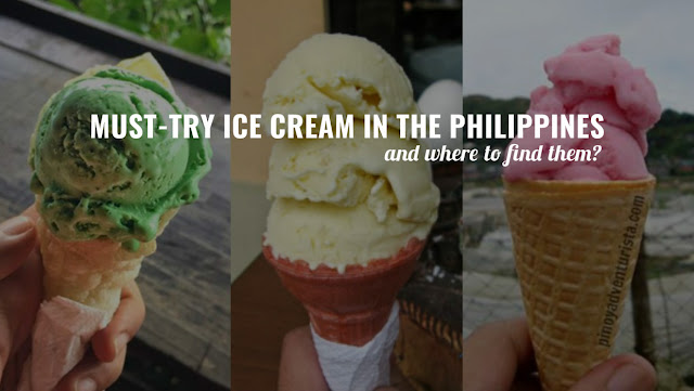 10 Must-try Ice Cream in the Philippines