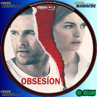 GALLETA - OBSESION - SERENITY - 2018 [COVER DVD]