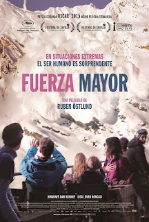 Cartel: Fuerza mayor (2014)