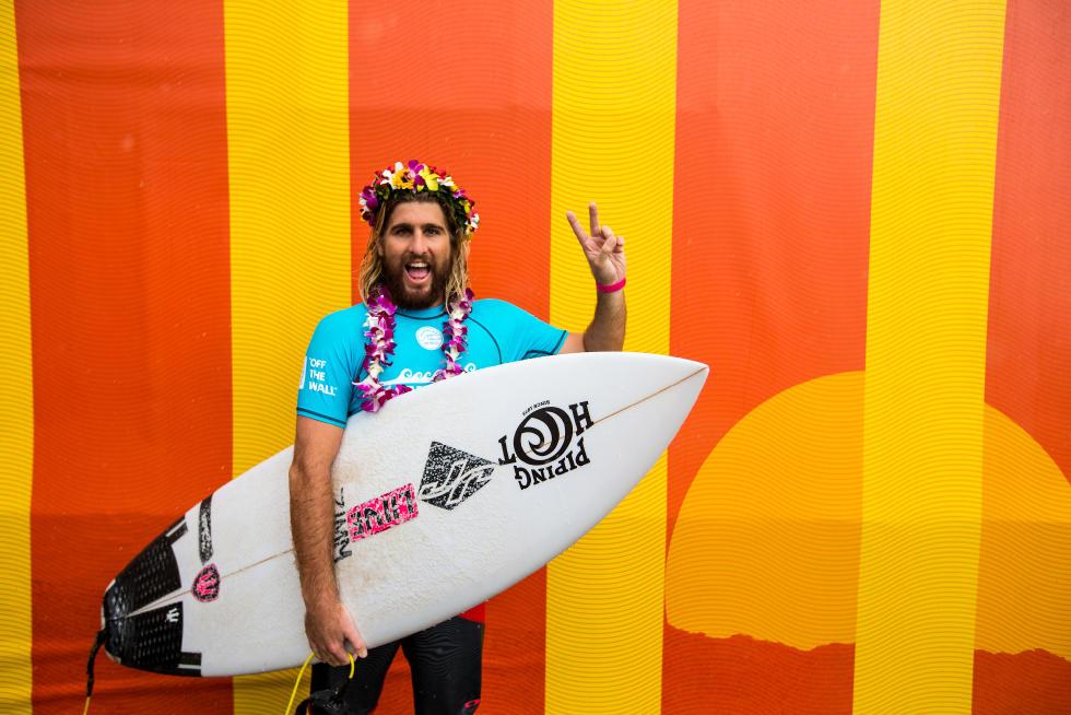 1 Wade Carmichael Hawaiian Pro Triple Corona Fotos WSL tony heff