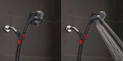 Starwars Inspired Handheld Showerhead
