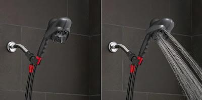Starwars Inspired Handheld Showerhead