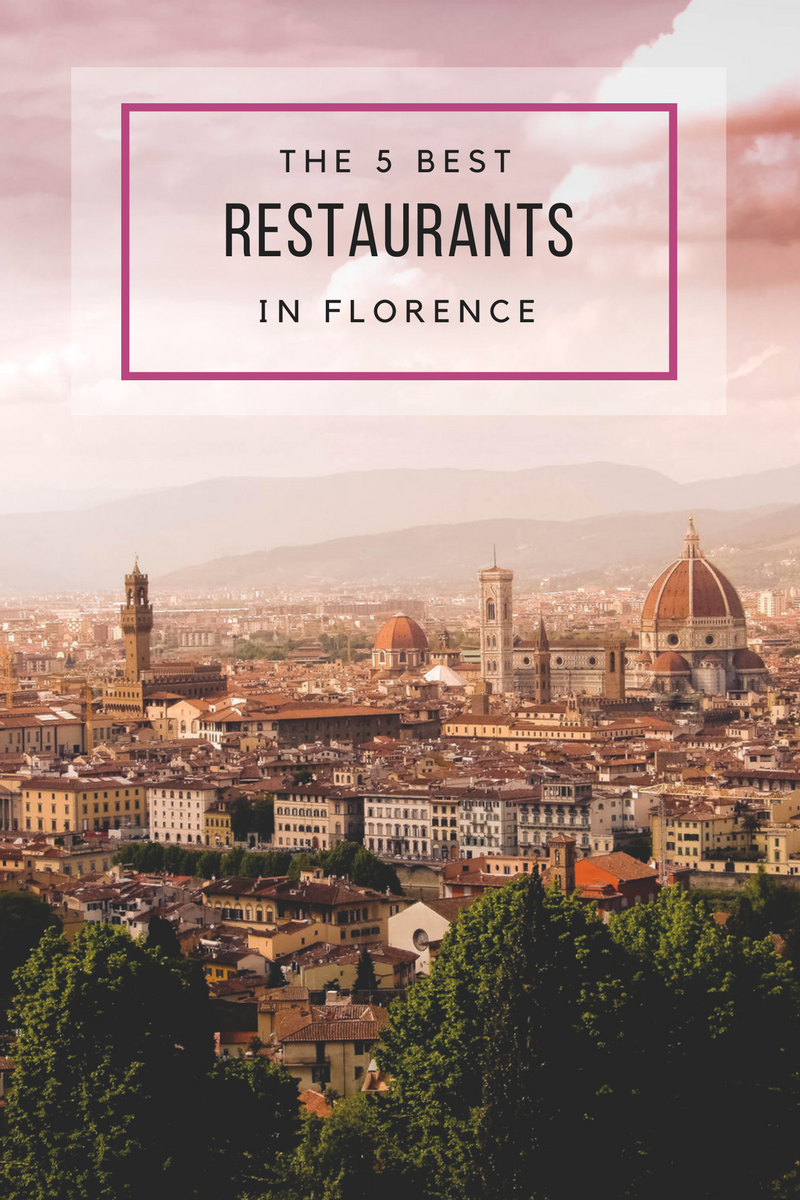 where to eat in florence food guide