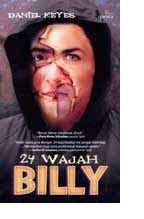 Novel 24 Wajah Billy