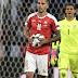 Ball bursts during Switzerland v France Euro 2016 game