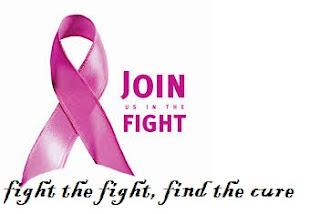 Breast cancer slogan