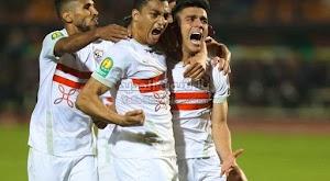 الزمالك يفوز على الترجي من جديد ويضع قدما في نصف نهائي دوري أبطال أفريقيا