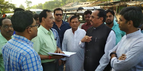 मुख्यमंत्री के बयान पर सांसद का पलटवार , कहा सीएम को झूठ बोलने में महारत हासिल
