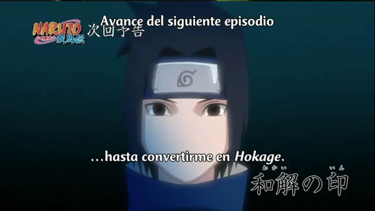 Naruto Shippuden cap 478 sub español