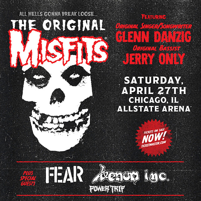 The Original Misfits – Glenn Danzig and Jerry Only