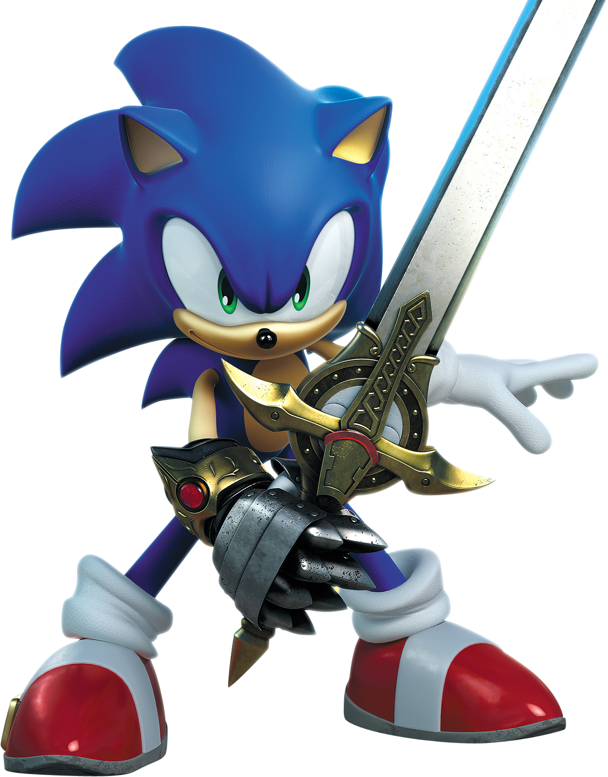 King Arthur And The Black Knight Sonic