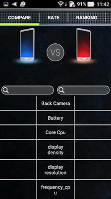 Baixar Phone Compare para Android grátis