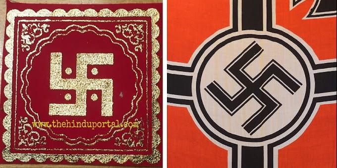 Swastika Symbol?  Is legitimate this Hindu religion symbol or Nazis