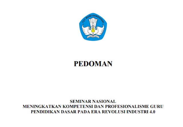 Pendaftaran Seminar Nasional 2019 Dibuka , Inilah Pedomannya!