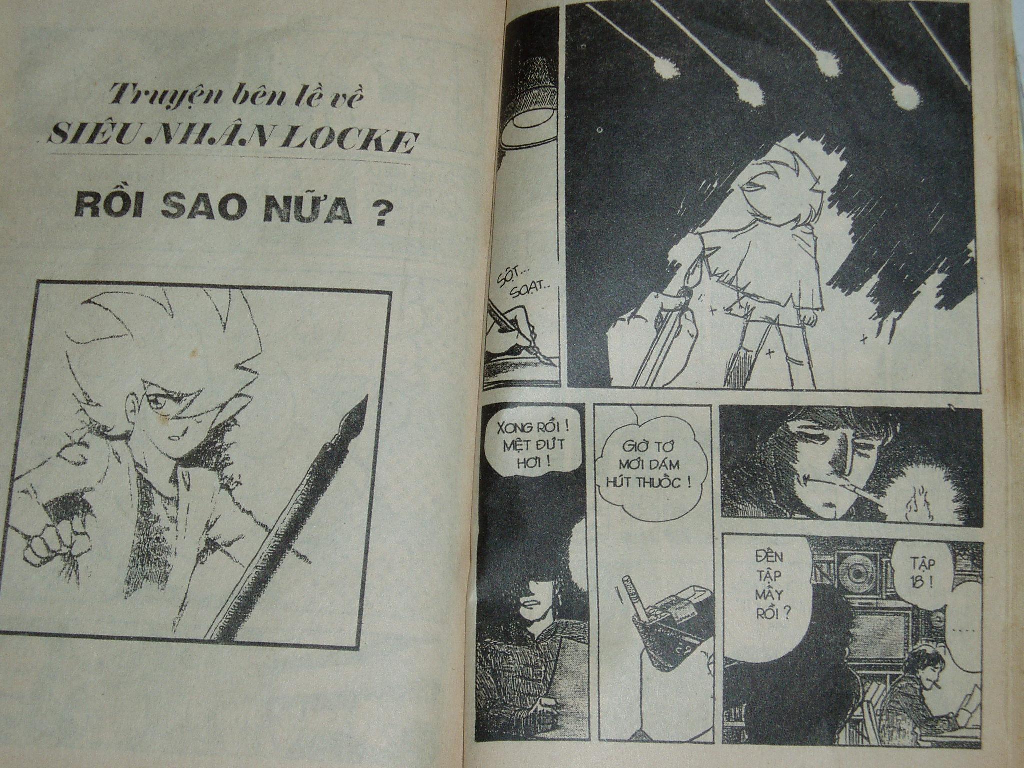 Siêu nhân Locke vol 18 trang 68