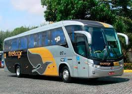 ônibus Fretcar de Fortaleza para Jericoacoara