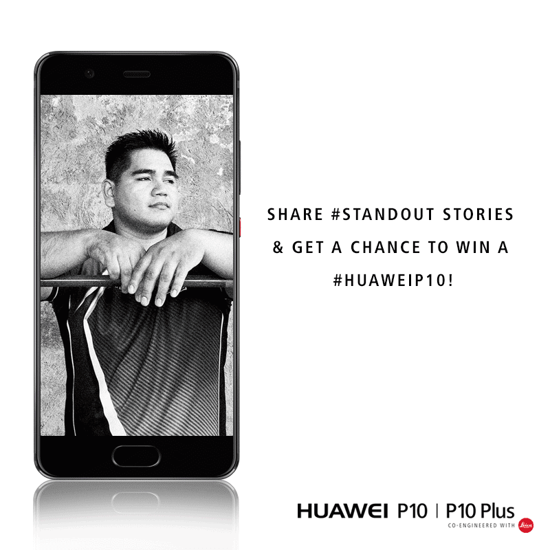Share Your Portrait And Stories To Win A Huawei P10!