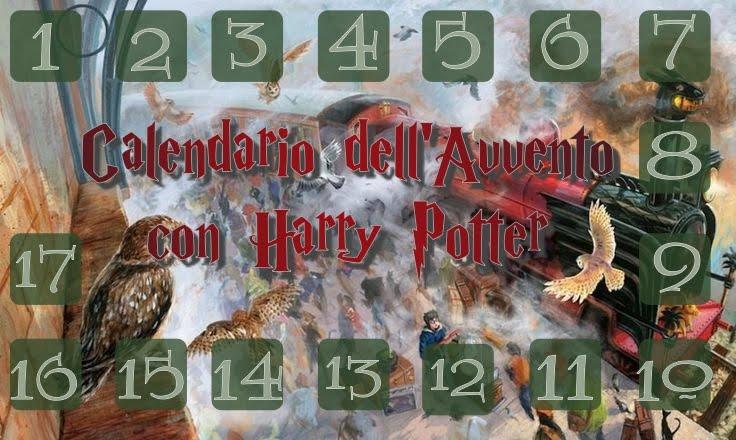 Calendario Dellavvento Harry Potter 2019.Calendario Dell Avvento Con Harry Potter Capitolo 11