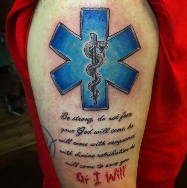 Star of life Tattoos
