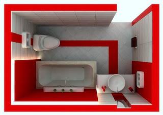 apakah anda mencari kamar mandi minimalis nan sederhana