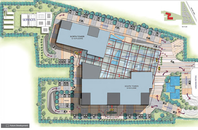 Master Plan - M3M Urbana Business Park