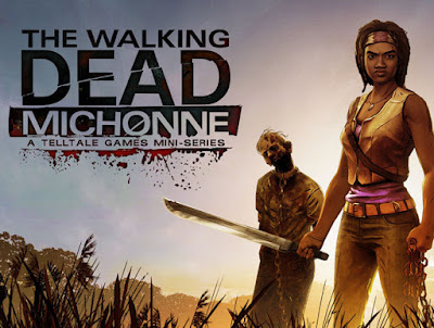 Download Game Android Gratis The Walking Dead: Michonne apk + obb