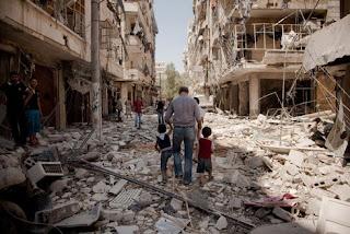 Andrea Grasso, guerra, Siria, USA