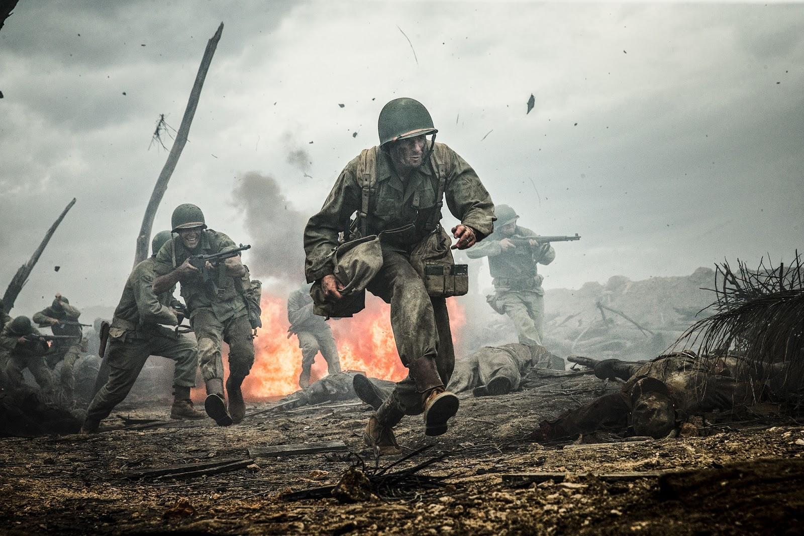 movie review  hacksaw ridge