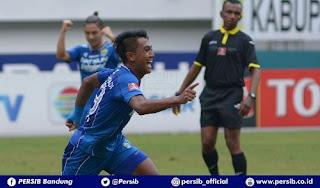 PSM Makassar vs Persib Bandung Berakhir Imbang 2-2