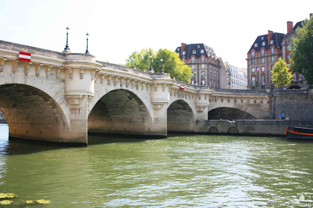 My Travel Background : #ParisPromenade : l'île de la Cité, le Pont Neuf
