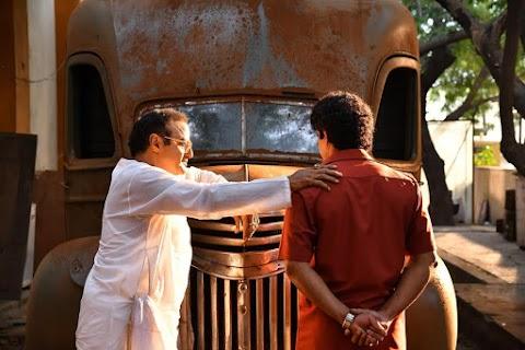 Kalyan Ram as Hari Krishna in NTR Biopic