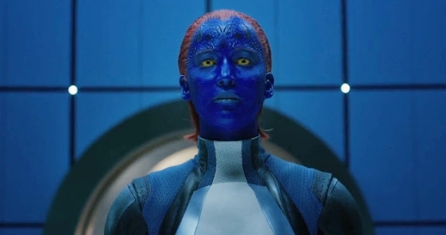 Spin-off de X-Men con Jennifer Lawrence de Mística