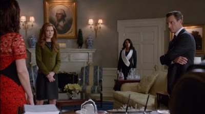 Scandal 5x03 Paris is Burning Mellie Abby Olivia Fitz