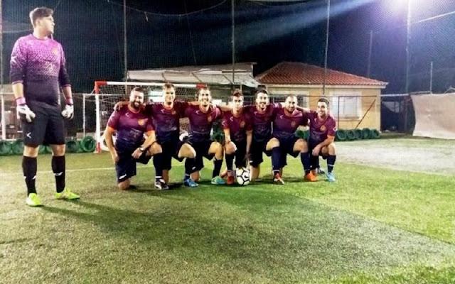 Athens League 6X6: Βαθμοί «χρυσάφι» για Dragoes και Betas – Τα χρειάστηκαν οι Amigos!