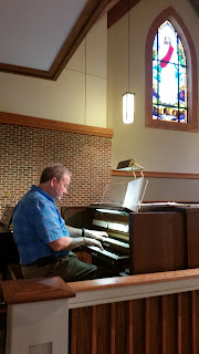 Music at Messiah Organ Recital Sunday