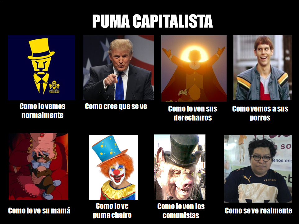 banco Entretenimiento enemigo  PUMA CHAIRO UNAM: Como se ve Puma Capitalista UNAM.
