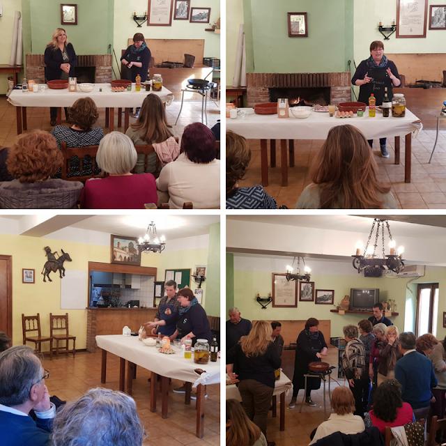 Taller de cocina tradicional - Morrico Fino