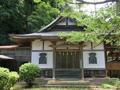伊豆の国市本立寺