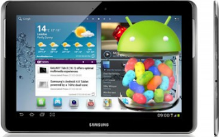Android Jelly Bean Tab 10.1 WIFI