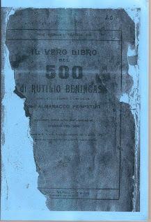 ASTROLOGIA DEL 500