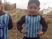Ingat Bocah 'Kantong Kresek' Asal Afganistan? Kabar Terbarunya Kini Bikin Kaget
