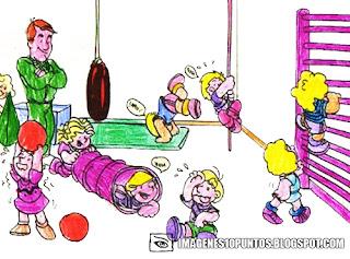 imagenes de educacion fisica