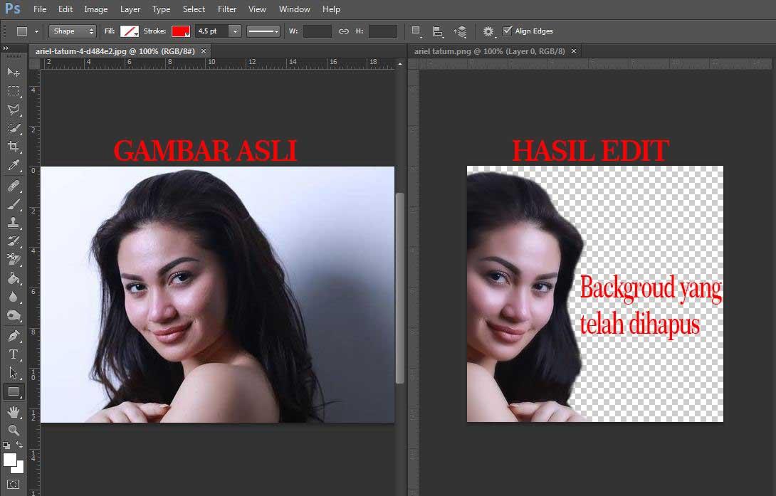 cara membuat bingkai foto profile fb sendiri