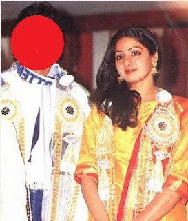 Sridevi first husband,mitun