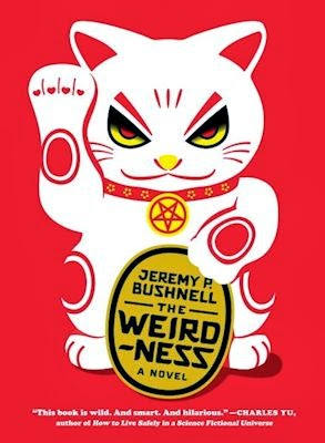 Interview with Jeremy P. Bushnell, author of The Weirdness - March 26, 2014