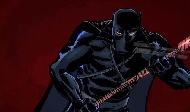 Marvel Knights Animation - Black Panther - Episode 1